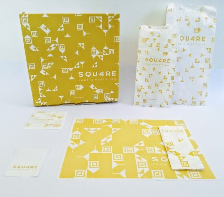 square total look