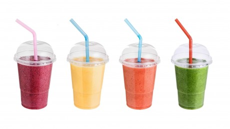 3. Bicchiere Smoothie a